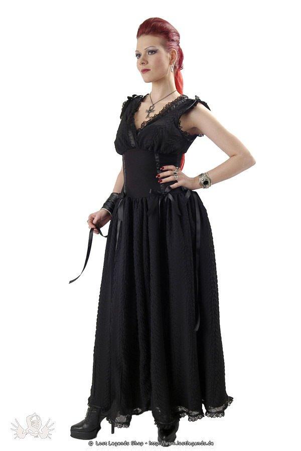Gothic kleider barock viktorianisch punk und lolita