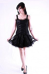 Bitter Beauty Gothic Kleid