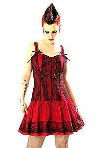 Bodice Gothic Kleid