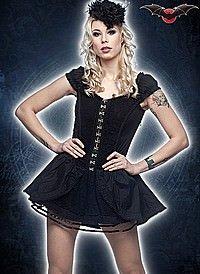 Gothic Lolita Korsagenkleid