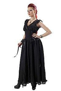 Jasmine Gothic Kleid