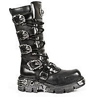 Model 402-S1 New Rock 5-Buckle Boots