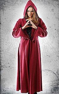 Ophelias Priestess Hexen-Kleid