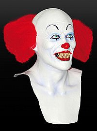Pennywise Clown Latex Maske