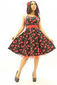 Pinup Cherry Kleid