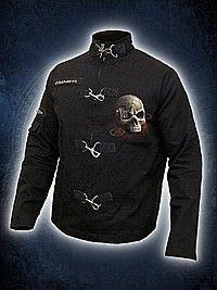 Steam Punk Bandit Männerjacke SPIRAL