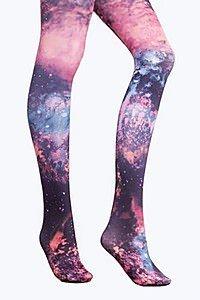Supernova Cloud Galaxy Strumpfhose