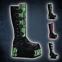 Cyber Boots