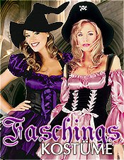 Gothic Faschings Kost�me