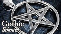 Gothic Schmuck, Anh�nger & Pentagramme