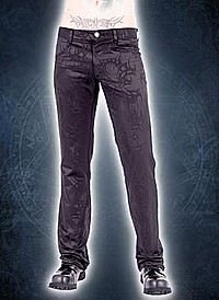 Aderlass Jeans Tribal, Black
