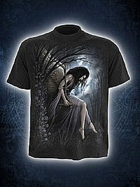 Angel Lament T-Shirt SPIRAL