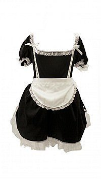 Cissy Maid Dress