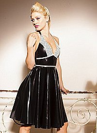 Dreamgirl Dress Latex Kleid