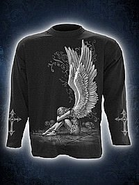 Enslaved Angel Longsleeve SPIRAL