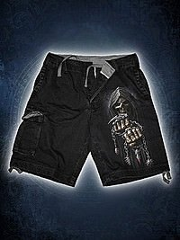 Game Over Shorts in Antikoptik SPIRAL