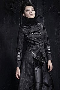 Gothic Punk Coat Visual Kei