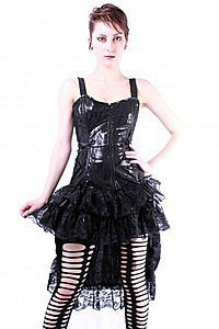 Kandy Tail Gothic Kleid