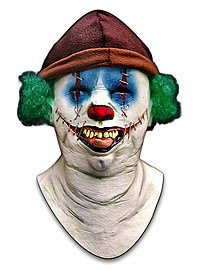 Killerclown Latex Maske