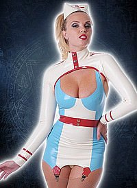 Latex Carry On Nurse