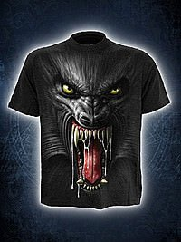 Lycan Tribe T-Shirt SPIRAL