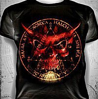 Mask of the Devil T-Shirt