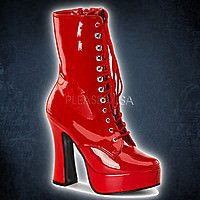 Pleaser ELECTRA-1020 Rot