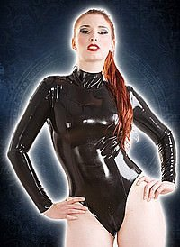 Rubber Baroness Latex Body
