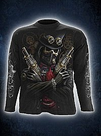 Steam Punk Bandit Longsleeve SPIRAL