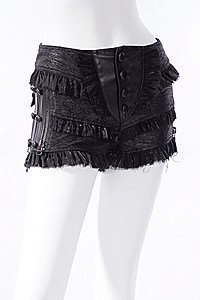 Visual Kei Hotpants Gothic Hose